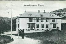 Norway historiske bygninger Kapokam