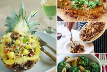 Vegetarian favourite  dinner party recipes