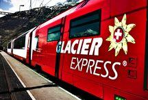 Viagens de trem Europa