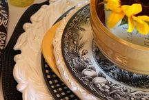 Tablescapes and tablesettings / by Jo Ann Rice