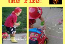 Fire safety theme
