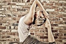 Yoga / Poses to practice and inspiration / by Meghan Griesemer