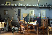 Atelier / by vidding