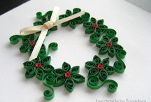 quilling - Natale - christmas