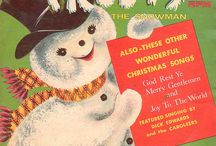 Vintage Kids Christmas Music