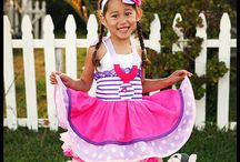 Charleigh's doc McStuffins party! / by Amanda McEntyre