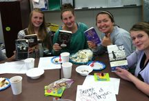 Library- Book Club Ideas