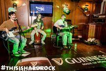St. Patrick's Day / Some pictures of our stand up comedy and the Charlie Rackstraw and Band on Paddy's day!!