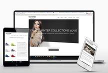 Websites / Una raccolta dei miei siti web sviluppati come freelancer