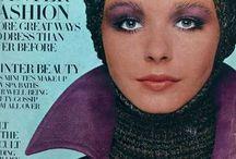 History of Make up - 70's