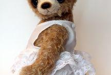 teddybears / авторские мишки