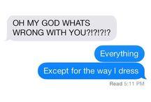 21st century romance / Texts that I wish were rl ??