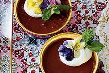 Desserts: Puddings, Creme Brûlée, etc / Desserts!!