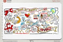 Visual Notes from some of our favorite talks / As graphic facilitators we travel around the world to draw the ideas of some of the best thinkers and speakers in business, technology and innovation. Here are a few of our favorites.