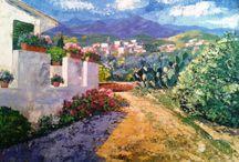 M'Arte / Paesaggi siciliani