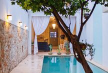 Best pools to cool off in summer / Merida offers the perfect weather to enjoy your vacations with your own private pool