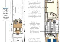 canal boats / house boats
