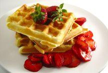 Waffles  / Deliciosa combinación de sabores, con la mejor receta de waffles.