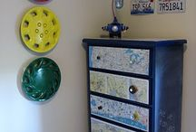 Inspiration - Boys Room / by Michelle