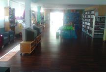 Sector Infanto-Juvenil BMA 2014 / Imagens da sala infantil da BMA em Agosto de 2014