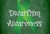 Dwarfism Awareness / by Stacy Gentry