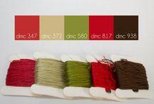 dmc floss palette