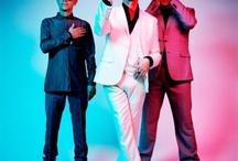 Depeche Mode  / by Claudia Portales