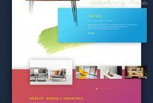 Web, Landing Page, Дизайн
