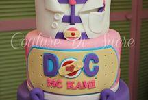 Cake Dra juguete