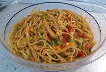 Grillen (Salate, Dips, ..)