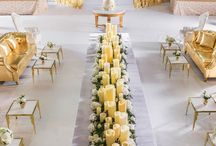 Wedluxe - City of Gold / Gold Inspiration