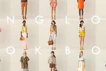 Spring 14 Lookbook Inspiration