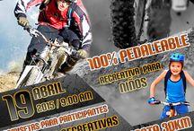 Recreativas MTB Abril 2015 / Listado de todos los eventos paraAbril 2015