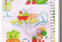 summer cross stitch