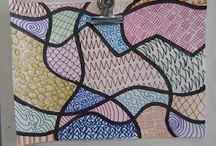 LINE- Elements of Art