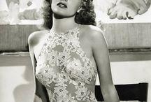 Rita Hayworth / by Damart UK