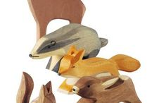 Wooden toys / Toys