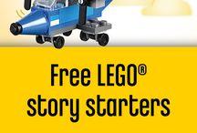 LEGO inspiracje