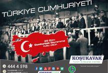 29 Ekim Cumhuriyet Bayramı / Türkiye Cumhuriyeti 29 Ekim Cumhuriyet Bayramı