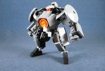 Mecha Lego / Lego Mecha Model