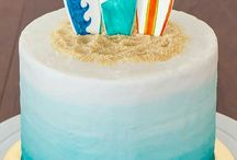 surfboard birthday party