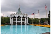 Six Flags Great America / Gurnee, Illinois (just outside of Chicago)