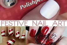Nail art / Lots of art for your nails