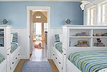 New girls room / by Heather Naegle
