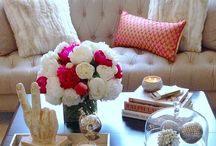 Coffee Table Glam