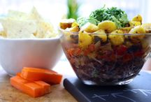 Goodness in Bowls - Salads, Soups and Stews