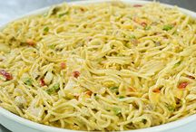 Pasta / by Amy Chachere