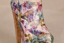 Shoes / by Sarah Tugman