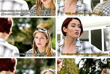 Funny Danvers sisters