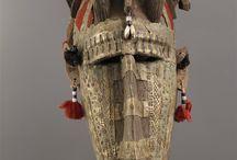 Masks / Primitive masks are rad / by Abe Lincoln Jr.